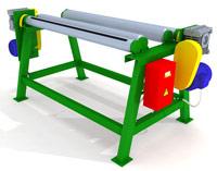 Оборудование для производства систем водостока - Станок вальцегибочный